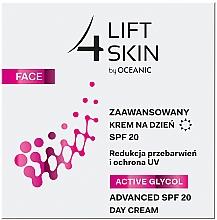 Düfte, Parfümerie und Kosmetik Tagescreme SPF 20 - Lift4Skin Active Glycol Advanced Day Cream