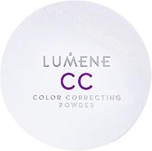 Düfte, Parfümerie und Kosmetik Korrigierender CC Gesichtspuder - Lumene CC Color Correcting Powder