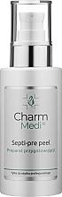 Düfte, Parfümerie und Kosmetik Antiseptische Pre-Peeling Gesichtsbehandlung - Charmine Rose Charm Medi Septi-Pre Peel