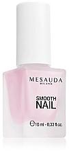 Düfte, Parfümerie und Kosmetik Glättender Nagelunterlack - Mesauda Milano Smooth Nail 111