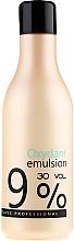 Düfte, Parfümerie und Kosmetik Wasserstoffperoxid mit cremiger Konsistenz 9% - Stapiz Professional Oxydant Emulsion 30 Vol