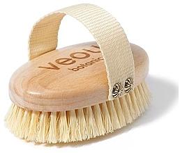 Düfte, Parfümerie und Kosmetik Massage-Körperbürste - Veoli Botanica Just Brush It
