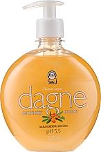 Düfte, Parfümerie und Kosmetik Flüssige Hand- und Körperseife mit Sanddorn - Seal Cosmetics Dagne Liquid Soap