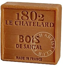 Düfte, Parfümerie und Kosmetik Seife Sandelhoz - Le Chatelard 1802 Soap Sandalwood