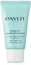 Düfte, Parfümerie und Kosmetik Kräftigende und feuchtigkeitsspendende Intensivpflegemaske - Payot Hydra 24 Super Hydrating Comforting Mask