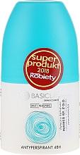 Düfte, Parfümerie und Kosmetik Deo Roll-on Antitranspirant 48h - BasicLab Dermocosmetics Anti-Perspiris