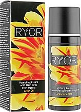 Düfte, Parfümerie und Kosmetik Pflegende Creme mit Stammzellen aus Argania - Ryor Argan Oil Nourishing Cream With Argania Stem Cells