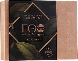 Düfte, Parfümerie und Kosmetik Körperpflegeset - ECO Laboratorie Man (Stärkendes Shampoo 150ml + Duschgel 150ml)