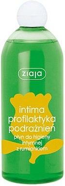 """Gel für die Intimhygiene """"Kamille"""" - Ziaja Intima Gel"""