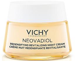 Düfte, Parfümerie und Kosmetik Revitalisierende Nachtcreme mit Hyaluronsäure und Vulkanwasser - Vichy Neovadiol Redensifying Revitalizing Night Cream