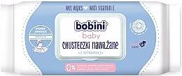 Düfte, Parfümerie und Kosmetik Feuchttücher für Babys mit Vitamin E 70 St. - Bobini