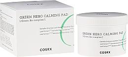Düfte, Parfümerie und Kosmetik Beruhigende Gesichtspads 70 St. - Cosrx One Step Green Hero Calming Pad