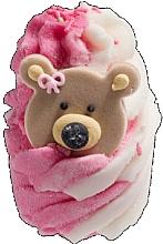 Düfte, Parfümerie und Kosmetik Badebombe Teddybär - Bomb Cosmetics Teddy Bears Picnic Bath Mallow