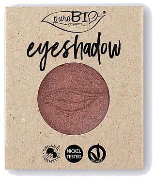 Mattierender Lidschatten Nachfüller - PuroBio Cosmetics Ecological Eyeshadow Matte Refill