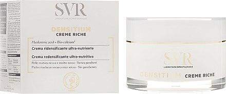 Intensiv pflegende Anti-Aging Gesichtscreme mit Lifting-Effekt für trockene bis sehr trockene Haut - SVR Densitium Rich Cream