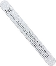 Düfte, Parfümerie und Kosmetik Doppelseitige Nagelfeile 80/80 zebra - Peggy Sage 2-way Washable Nail File