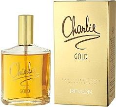 Düfte, Parfümerie und Kosmetik Revlon Charlie Gold - Eau de Toilette