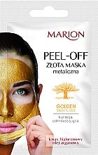 Düfte, Parfümerie und Kosmetik Gesichtsmaske - Marion Golden Skin Care Peel-Off Mask