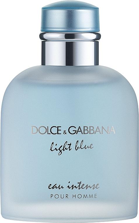 Dolce & Gabbana Light Blue Eau Intense Pour Homme - Eau de Parfum