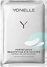 Düfte, Parfümerie und Kosmetik Augenpatches 4 St. - Yonelle Fortefusion Beautifying Eye Patches