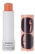 Düfte, Parfümerie und Kosmetik Feuchtigkeitsspendender Lippenbalsam Aprikose - Korres Moisturising Lip Stick Apricot