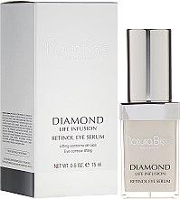 Düfte, Parfümerie und Kosmetik Augenlifting-Creme - Natura Bisse Diamond Life Infusion Retinol Eye Serum