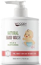 Düfte, Parfümerie und Kosmetik Milde flüssige Handseife für Babys - Wooden Spoon Natural Hand Wash