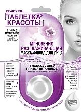 Düfte, Parfümerie und Kosmetik Intensiv glättendes Gesichtsmaske-Fluid - Fito Kosmetik Beauty Pill