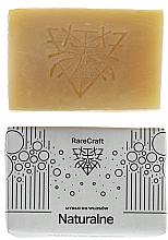 Düfte, Parfümerie und Kosmetik Parfümfreies festes Shampoo mit natürlichen Ölen - RareCraft