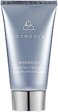 Düfte, Parfümerie und Kosmetik Feuchtigkeitsspendende Sonnencreme SPF 17 - Cosmedix Hydrante+ Broad Spectrum SPF 17 Moisturizing Sunscreen