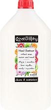 Düfte, Parfümerie und Kosmetik Antibakterielle Handseife - Bluxcosmetics Naturaphy Hand Sanitizer