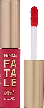 Düfte, Parfümerie und Kosmetik Flüssiger mattierender Lippenstift - Vivienne Sabo Femme Fatale Rouge a Levres Matte