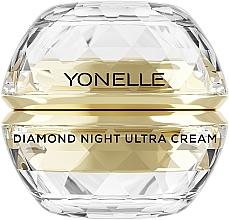 Düfte, Parfümerie und Kosmetik Extra nährende Nachtcreme - Yonelle Diamond Night Ultra Cream