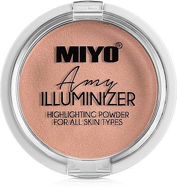 Illuminierender Puder - Miyo Illuminizer Highlighting Powder