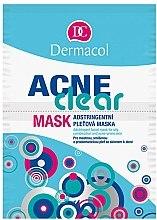 Düfte, Parfümerie und Kosmetik Maske für fettige, Misch- und Problemhaut - Dermacol Acne Clear Mask