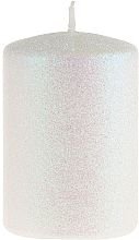 Düfte, Parfümerie und Kosmetik Dekorartive Kerze Glamour - Artman Cristmas Candles Glamour Ø7xH10cm