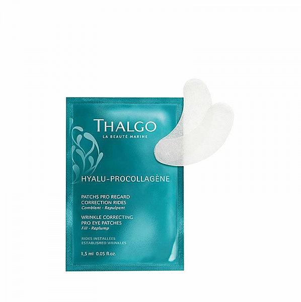Anti-Falten Augenpatches - Thalgo Hyalu-Procollagene Wrinkle Correcting Pro Eye Patches