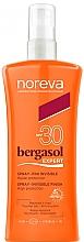 Düfte, Parfümerie und Kosmetik Sonnenschutzspray SPF30 - Noreva Bergasol Expert Spray Invisible Finish SPF30