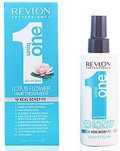 Düfte, Parfümerie und Kosmetik 10in1 Pflegende Haarmaske in Sprayform mit Lotusblume - Revlon Revlon Professional Uniq One Lotus Flower Hair Treatment