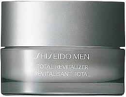 Düfte, Parfümerie und Kosmetik Regenerierende Anti-Falten Gesichtscreme - Shiseido Men Total Revitalizer Cream