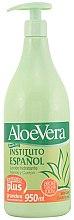 Düfte, Parfümerie und Kosmetik Körperlotion - Instituto Espaol Aloe Vera Body Milk Lotion