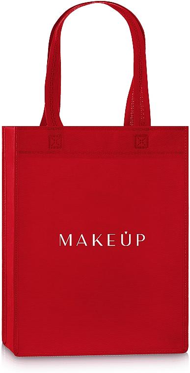 Einkaufstasche Springfield bordeauxrot - MakeUp Eco Friendly Tote Bag (33 x 25 x 9 cm)