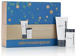 Düfte, Parfümerie und Kosmetik Gesichtspflegeset - Dermalogica Daily Glow Duo (Gesichtsbalsam 15ml + Mikrofoliant für das Gesicht 4 g)