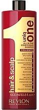 Düfte, Parfümerie und Kosmetik 2-in-1 Shampoo und Conditioner - Revlon Professional Uniq One All In One Conditioning Shampoo
