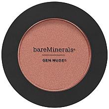 Düfte, Parfümerie und Kosmetik Rouge mit Mineralkomplex - Bare Escentuals BareMinerals Gen Nude Powder Blush