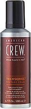 Düfte, Parfümerie und Kosmetik Texturierender Haarschaum - American Crew American Crew Techseries Texture Foam To Men