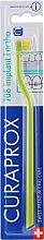 Düfte, Parfümerie und Kosmetik Einbüschelbürste CS 708 Implant hellgrün-gelb - Curaprox CS 708 Implant
