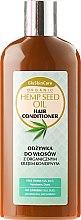 Düfte, Parfümerie und Kosmetik Haarspülung mit Bio Hanföl - GlySkinCare Organic Hemp Seed Oil Hair Conditioner