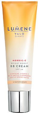 BB Creme zum Sonnenschutz SPF 20 - Lumene Valo Bright Boost BB Cream SPF20