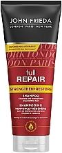 Düfte, Parfümerie und Kosmetik Regenerierendes Shampoo - John Frieda Full Repair Repair Strengthen & Restore Shampoo